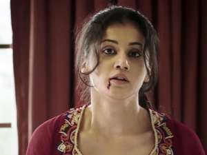 The Dark Side Pink Girl Actress Tapsee Pannu