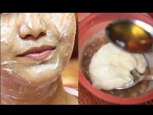 Apply This Baking Soda And Apple Vinegar Mask For 5 Minutes Daily