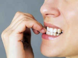 Shiny Teeth Skin Nails And Hair