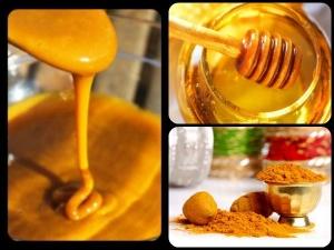 Turmeric Honey Mixture The Strongest Natural Antibiotic