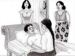 A Sick Monger His Four Wives Motivational Story