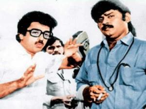The Real Face Actor Politician Vijaykanth