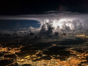 Pilot Clicked Pics From The Sky And They Are Simply Mindblowing