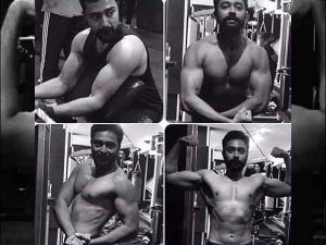 Actor Prasanna Joins Six Pack Club
