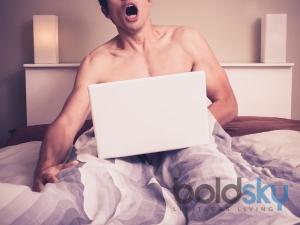 Earlier Sleep May Promote Healthier Sperm Men