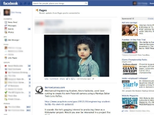 Dangers Posting Baby Pictures On Social Media