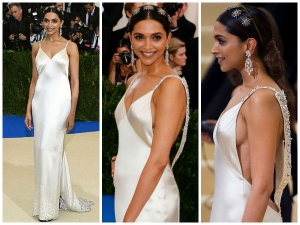 Deepika Padukone Looks Breathtakingly Beautiful On The Red Carpet Of Met Gala