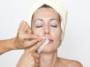 Home Remedies Remove Facial Hair Women