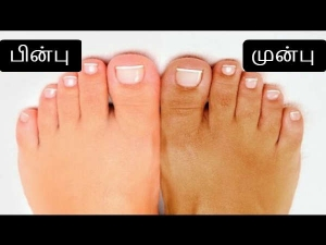Tan Removal Feet Whitening Spa Pedicure At Home