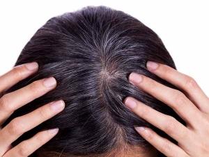 Herbal Treatment Stop Growing Pre Matured Grey Hair Nad Hair