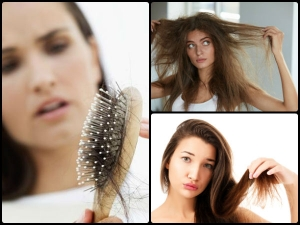 Hair Loss Dry Hair Split Ends Try This Homemade Treatment