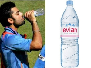 Indian Skipper Virat Kohli Drinks Rs 600 Worth Per Litter Water Bottle For His Fitness