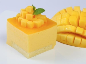 How To Prepare Mango Layer Cake For Mothers Day