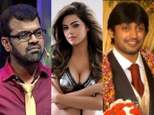 Tamil Celebrities Marriage Life That Landed At Police Station