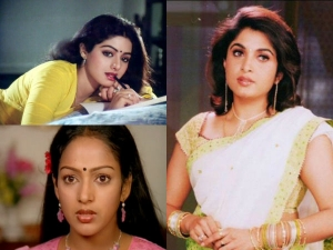 Tamil Celebrities Who Entered Into Cine Field Their Teenage