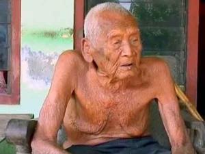 The Longevity Secret 145 Yo Worlds Old Man