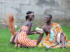 The Strange Wedding Night Practice Ankole Culture People Uganda