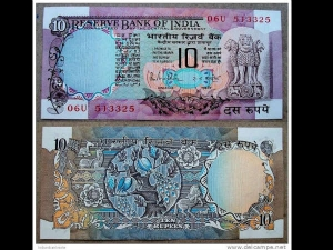 Images On Indian Currency Mean This