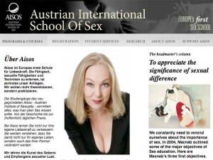 World First Sex School Found In Vienna