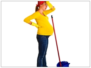 Avoid These Domestic Tasks During Pregnancy