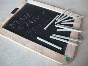 Side Effects Eating Slate Pencils