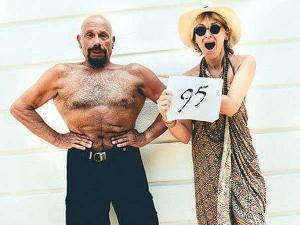Ninety Seven Year Old Yoga Guru Has Five Orgasms Everyday