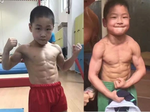 This Seven Years Old Chinese Boy Become Internet Sensational Overnight