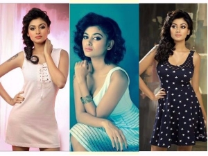 Fashion Looks Actress Oviya