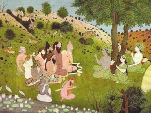 Paramartha Guru His Five Disciples Funny Stories