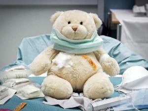 Dubai Government Opens Teddy Bear Hospital