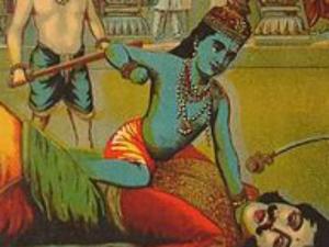History Krishna Jayanthi