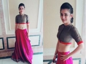 Akshara Haasan Fashion Looks