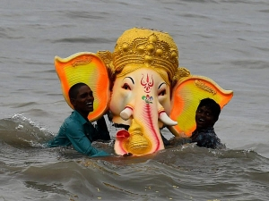 Why Lord Ganesha Idol Immersed Water
