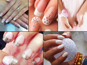 Fancy Styles That You Can Try With Your French Manicure