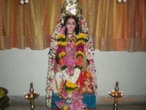 Significance Of Yamuna Pooja In Varamahalakshmi Festival