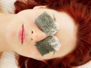 How Use Tea Bags Skin