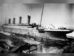 Unseen Photos Historic Ship Titanic