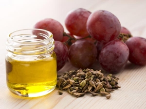 Grape Seed Oil Beautiful Hair