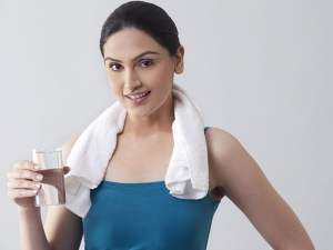 Water Treatment Treat Acne Oily Skin