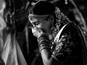 Why Girls Are So Emotional On Their Wedding