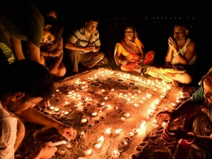 Villages Which Are Not Celebrate Diwali With Crackers