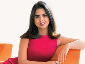 Isha Ambani Latest Looks