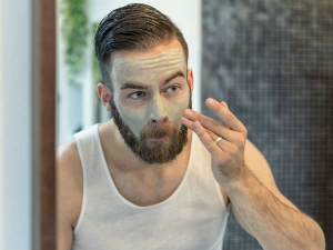 Homemade Face Pack For Men To Get Clear Face