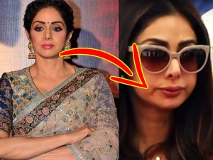 Controversial Sridevi Plastic Surgery Her Various Looks