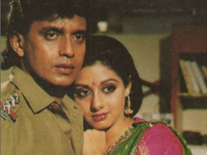 Lesser Known Love Story Sridevi Mithun Chakraborty