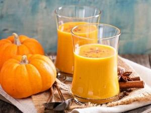 Incredible Health Benefits Of Drinking Pumpkin Juice
