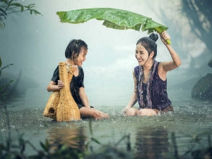 Is Cooking Drinking Rain Water Healthy