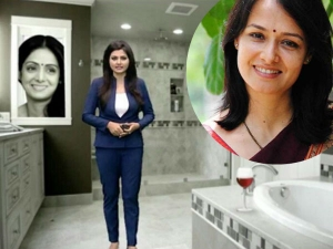Amala Akkineni Slaps Media Bathroom Journalism