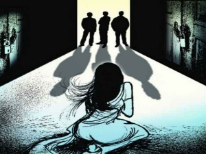 So Rape Is The Single Thing India Does Not Have Any Barrier Or Border