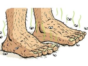 Ways To Get Rid Of Foot Odor